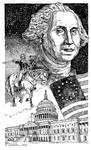 George Washington by marcgosselin
