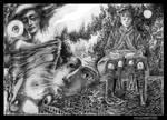 Sideshow Damsels by marcgosselin