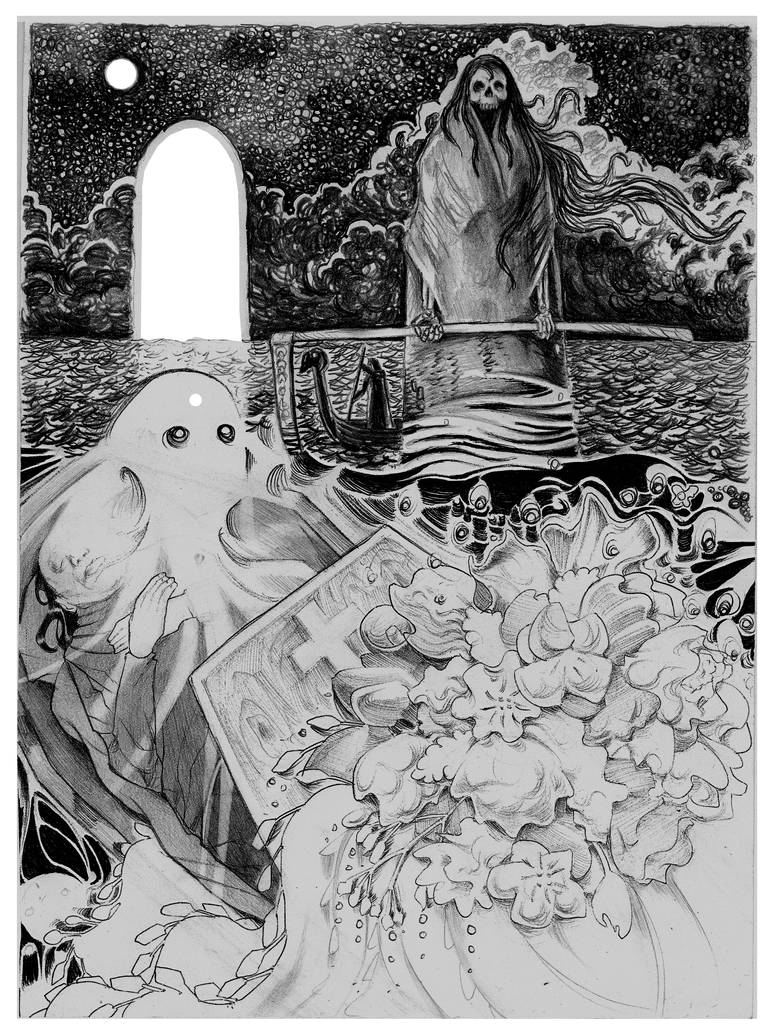 Beyond The Veil (Don't Fear The Reaper II) by marcgosselin