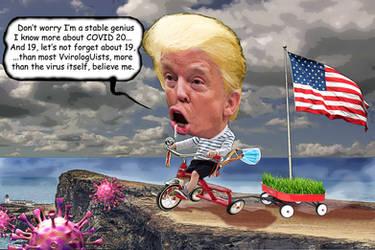 Trump VS COVID 19 FINAL