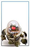 steel robot 001 by jashawk