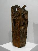 iron vase by jashawk
