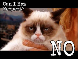 Can I Haz Request - No
