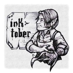 Inktober - Day 1