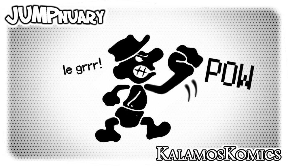 JUMPnuary 2018/03 by Kalamos