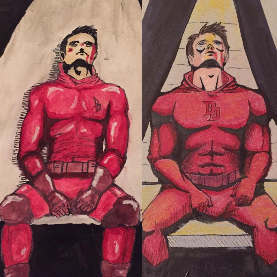 Daredevil 2015/ Daredevil 2016 by cisainz
