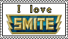 I Love Smite - Stamp by LoL-InfectedBFH