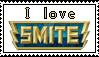 I Love Smite - Stamp by LoL-InfectedBFH