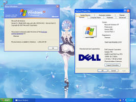 Dell Optiplex 755 running Windows XP Pro SP3