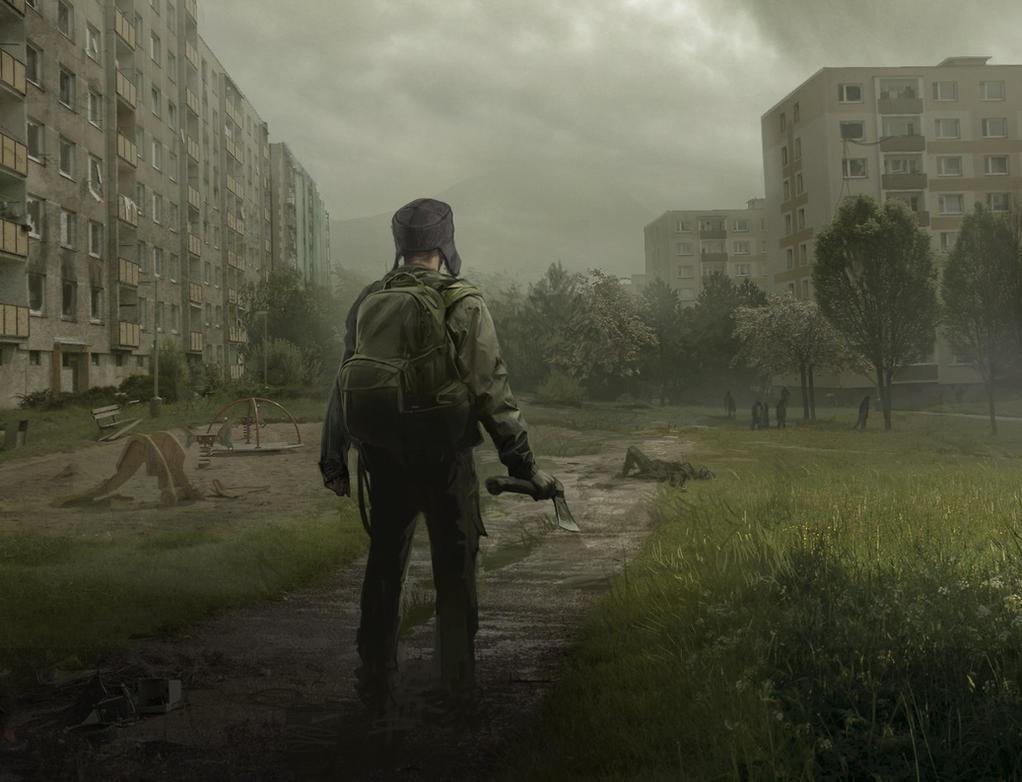 Dayz standalone обзор на русском - bf