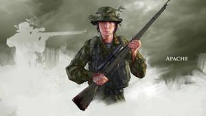 DayZ standalone - Sniper Apache by ThomasJakeRoss