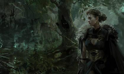Morrowind -Jeanne Andre by ThomasJakeRoss