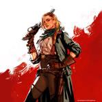 Red Dead Redemption2 - Sadie Adler (Alex McKenna)