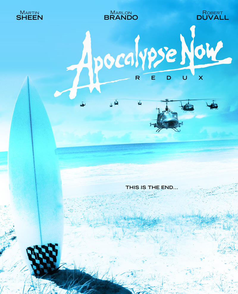 Apocalypse Now Rejected by bandini