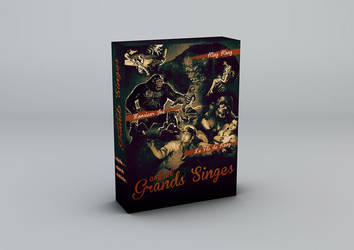 Coffret Grands Singes by bandini