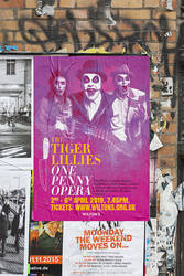 The Tiger Lillies One Penny Opera by bandini