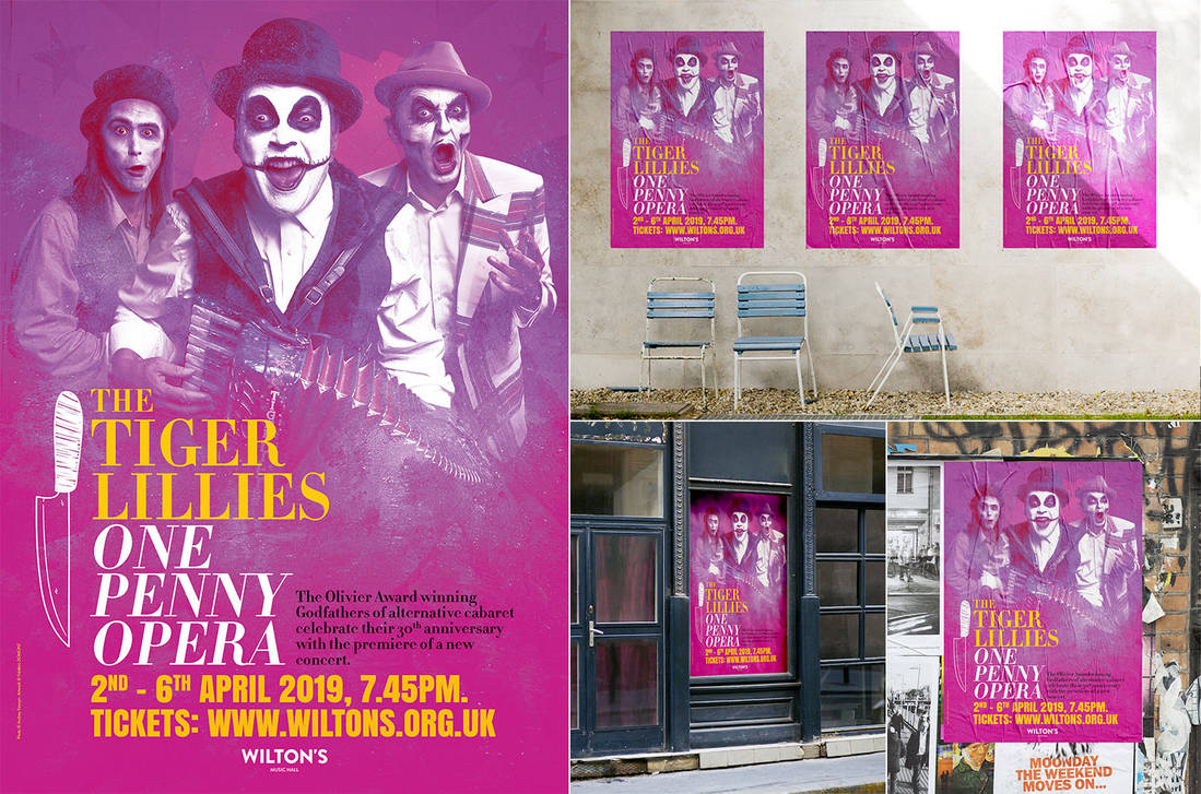 The Tiger Lillies One Penny Opera