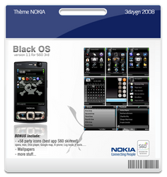 Black.OS v1.5 S60 'N95 8gb'