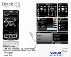Black.OS Theme v1.4 for S60