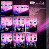 LEO Theme v1.3 final S60 by onozendai