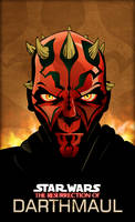 The Resurrection of Darth Maul by nicosaure