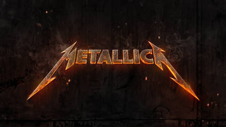 Metallica - wallpaper by nicosaure