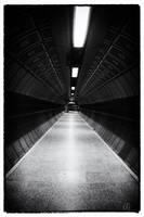 London Tube by Skevlar