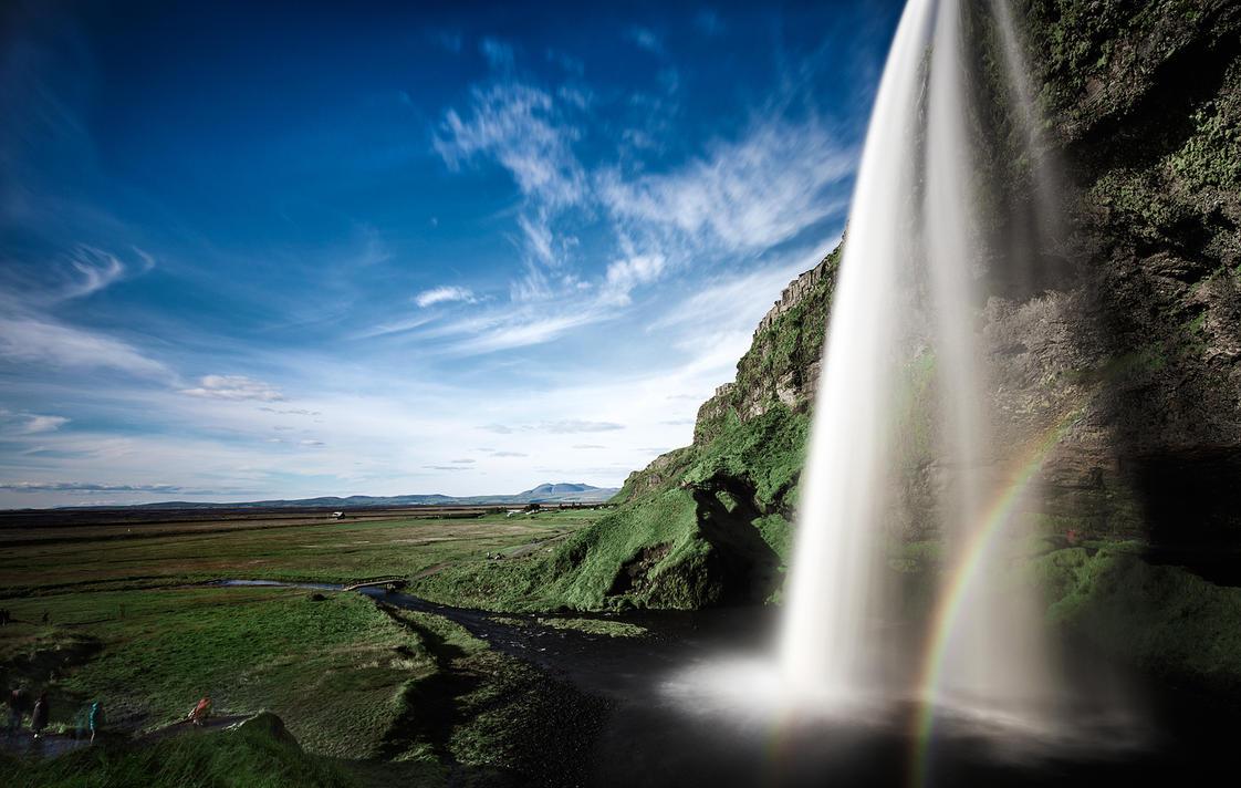 Seljalandsfoss, Iceland by Skevlar