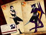 Killian Dark's Monster Academy Application