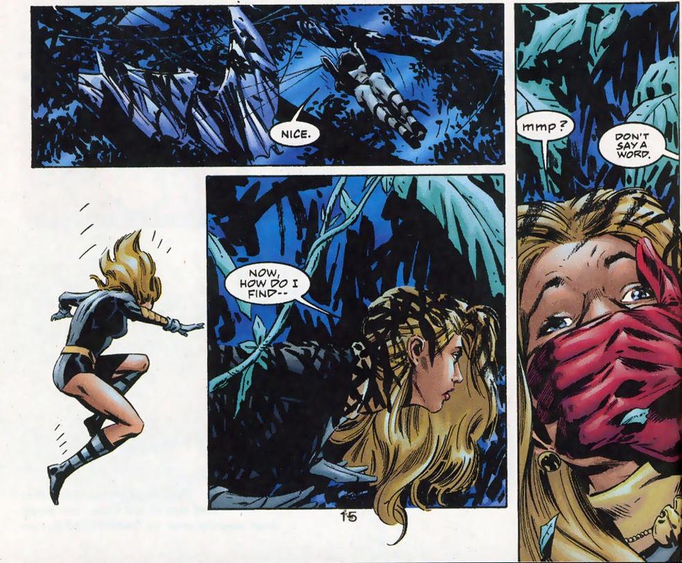 Handgag In Comic 19 By Sven3006 On DeviantArt