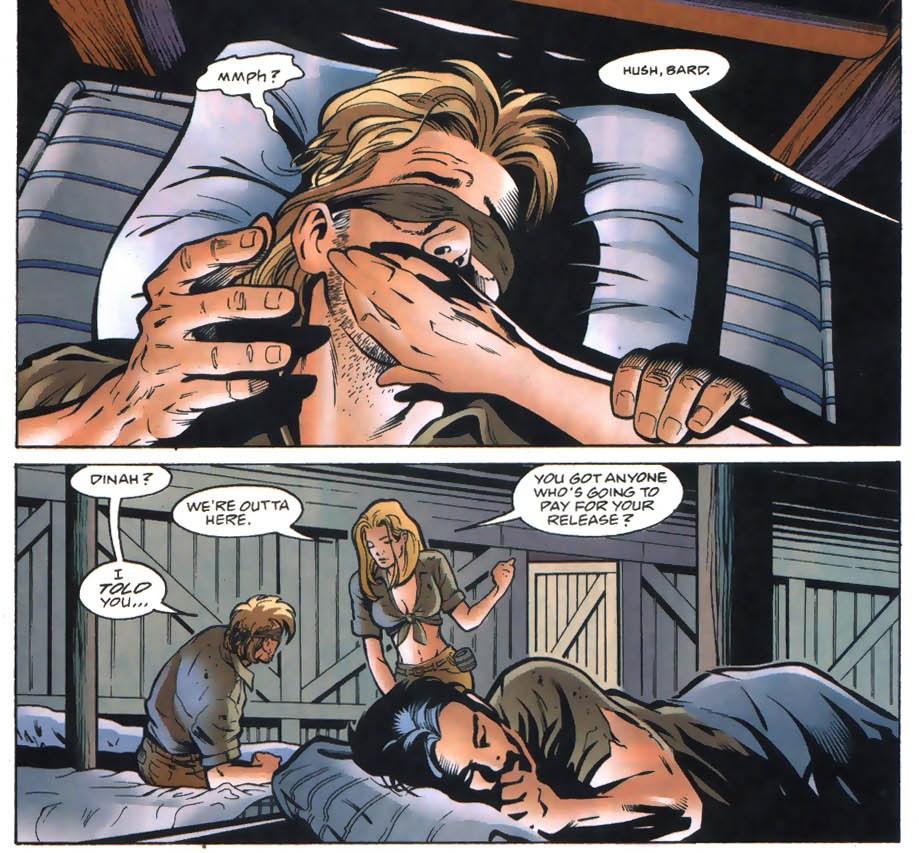 Handgag In Comic 24 By Sven3006 On DeviantArt
