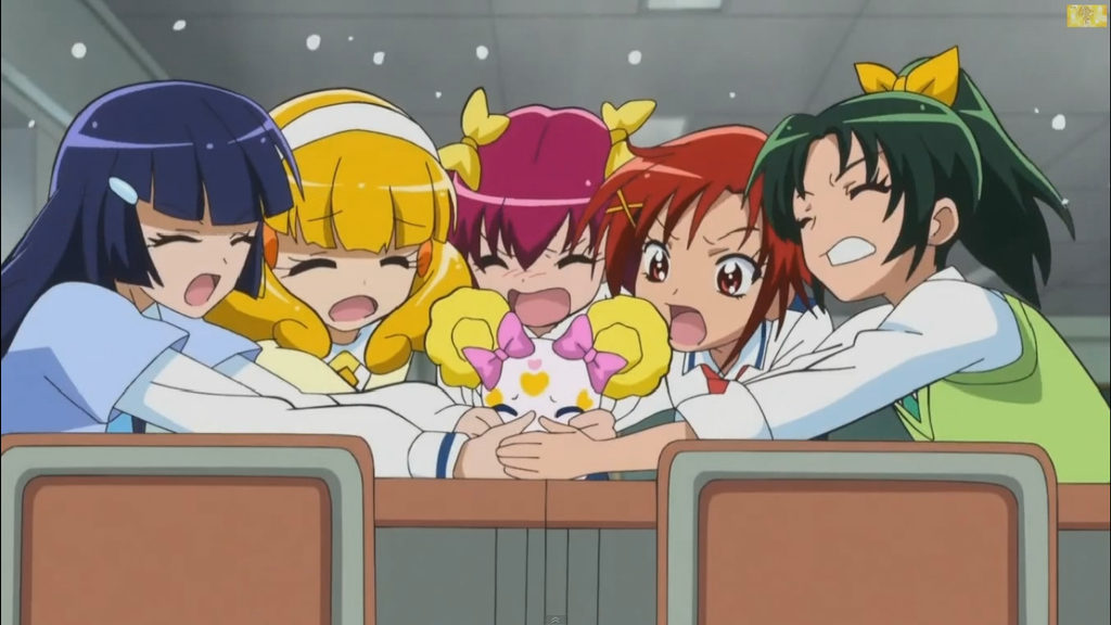 Precure episode 12 / Keroro gunso episode 277