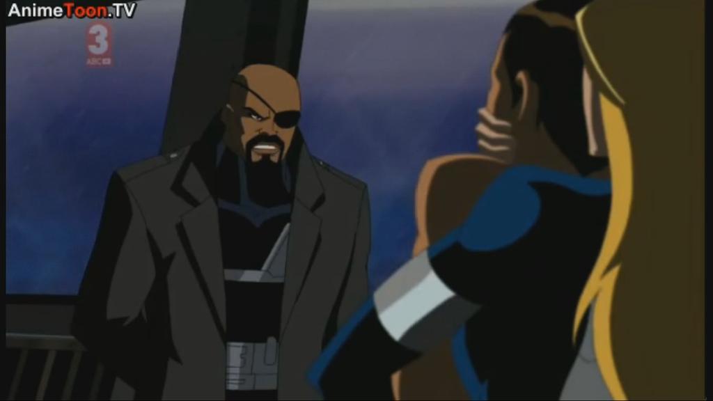 Avengers Earths Mightiest Heroes Episode 33-6 By Sven3006