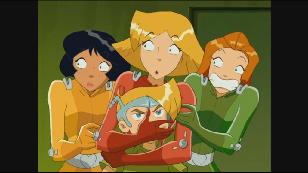 Totally Spies S2 Ep 11 By Sven3006 On DeviantArt