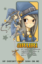 I will stick this wand up your by aruri