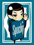 Spocky by aruri