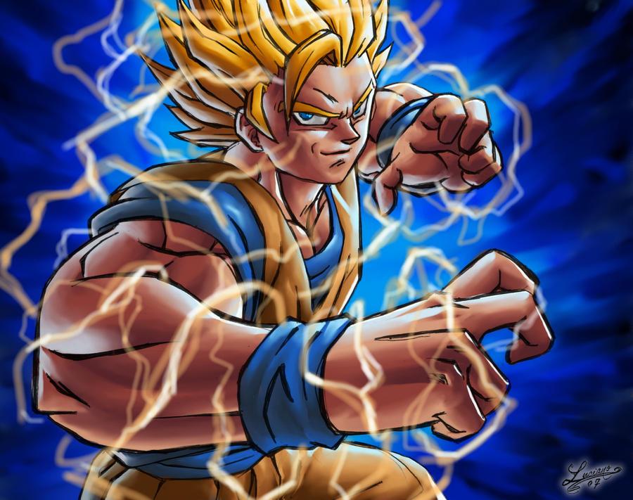 Goku 2 by demitrybelmont