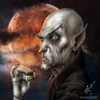 Nosferatu by demitrybelmont