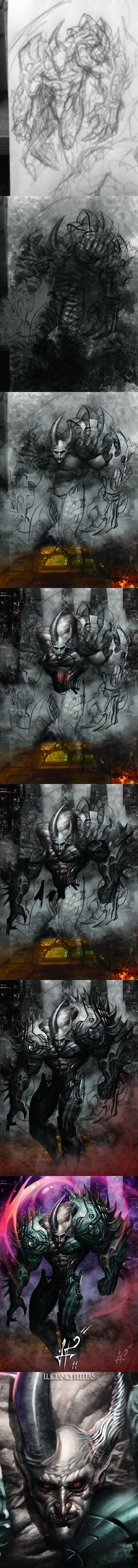 Cyborg process by demitrybelmont