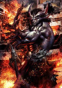 Demonio CAOS 2