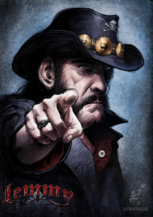 Lemmy by demitrybelmont
