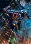 Peter Vs Venom