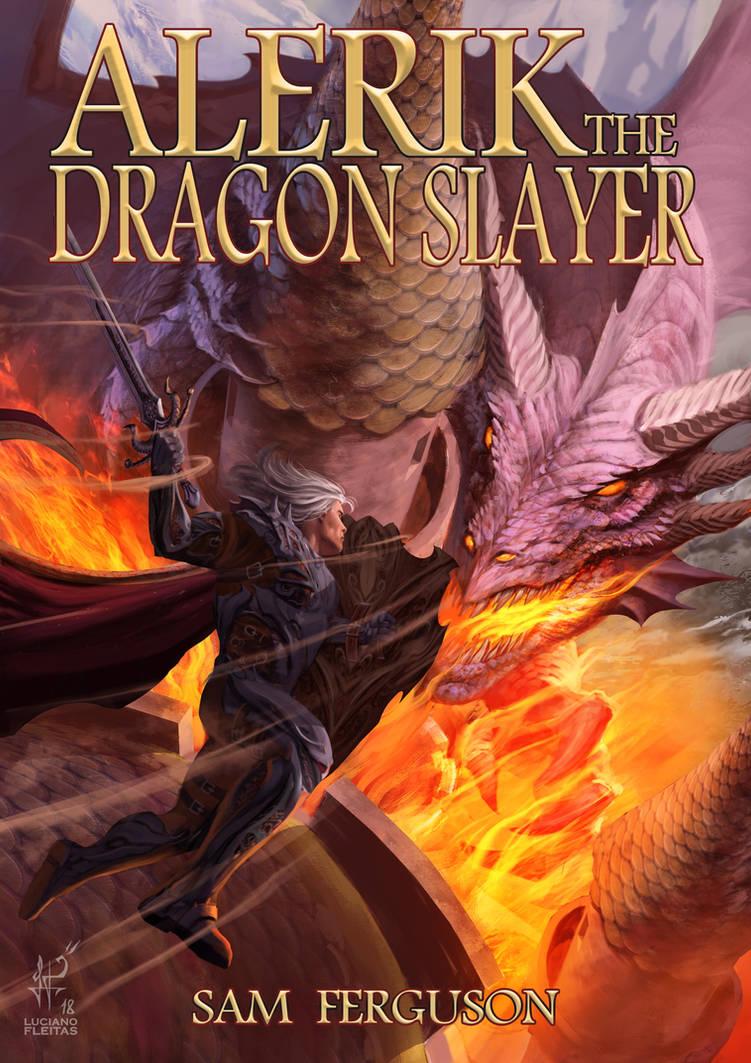 Alerik the dragon slayer by demitrybelmont
