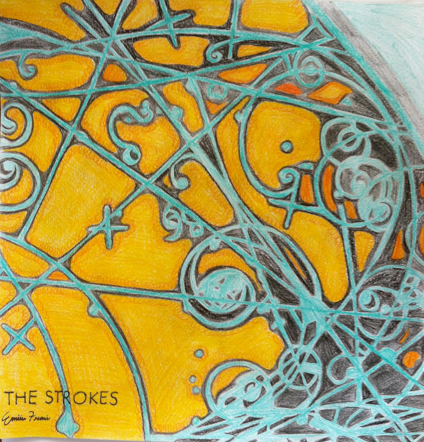 The Strokes Is This It Poster
