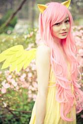 Fluttershy by irisraydiant