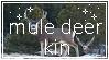deerkin stamp by springrape