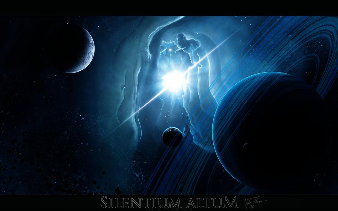Silentium Altum by IArtifexI