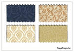 Damask Pack Pattern 4