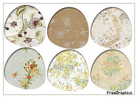 Flower patterns pack 5 by Kihaad
