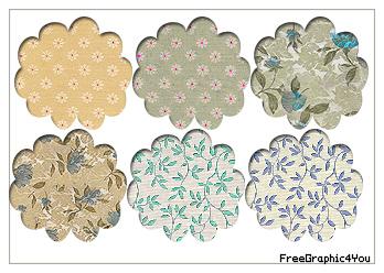 Flower Pattern 11 by Kihaad